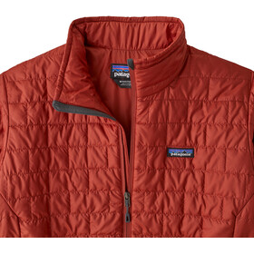 Patagonia Nano Puff Veste Homme, roots red